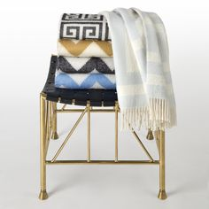 product placement from jonathan adler - BY RECIPIENT - Nixon Alpaca Throw