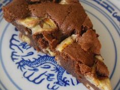 Fondant chocolat banane- testé et approuvé , délicieux, très fondant, j'adore !