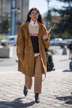 Street Style : Paris