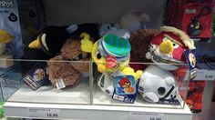 Angry Birds Soft Toys Would you like a fantastic discount on the greatest Star Wars Toys? Why not check out : http://swt.myzenyak.com/i0001 #superstardestroyer