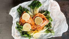 Lohen grillaus: 4 vinkkiä, joilla onnistut takuulla - Kotiliesi.fi Omega 3, Fresh Rolls, Camembert Cheese, Seafood, Dairy, Ethnic Recipes, Sea Food, Seafood Dishes