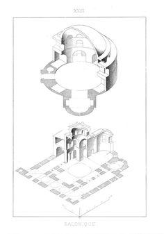 Planche XXIII Salonique 1883_Auguste Choisy