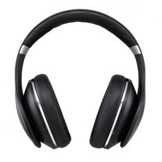 Słuchawki nauszne Samsung z serii LEVEL  Naturalny dźwięk Słuchawki Samsung z serii Level-Over dostarczają dzięk najwyższej jakości dzięki zastosowaniu 50 mm cewki i wysokiej jakości magnesów neodymowych. Dźwięk wydobywający się ze słuchawek jest głęboki, bogaty i realistyczny. Dodatkowo, użytkownik może ustawić korekcję dźwięku dla usług strumieniowych i innych źródeł dźwięku dzięki Sound Alive.