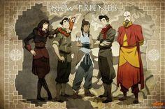 "11 Mind-Bending Moments From The ""Avatar: Legend Of Korra"" Season 3 Trailer"
