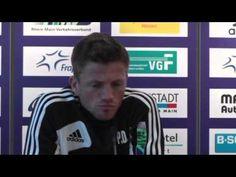 Pressekonferenz nach dem Frauenfußball-Bundesligaspiel 1. FFC Frankfurt - SC Freiburg (28.10.2012) - Weitere Infos und Bilder zum Spiel: http://www.framba.de