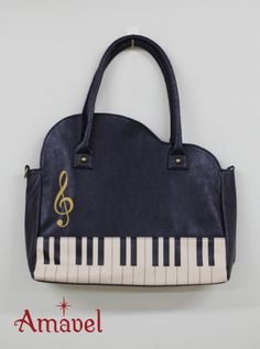 amavel piano handbag