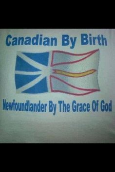 ❥❥❥Canadian By Birth - Newfoundlander By The Grace Of God❥❥❥ Newfoundland Canada, Newfoundland And Labrador, All About Canada, Atlantic Canada, True North, Prince Edward Island, New Brunswick, Beautiful Islands, Quilt Making