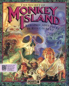 Cómo se hizo The Secret of Monkey Island