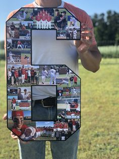 Give the best girlfriend ever gift for your boyfriend on his senior night! Pictures of his career + pictures from his life and the people who make it great. Basketball Boyfriend, Basketball Gifts, Football Boyfriend Gifts, Senior Football Gifts, Basketball Videos, Football Crafts, Nike Basketball, Softball, Basketball Court
