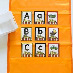 Add some engaging alphabet activities and literacy centers to your preschool, pre-k, or kindergarten classroom. From letter sounds, alphabet knowledge and letter names your children will enjoy learning with a parent home or in centers or small groups. #alphabetactivities