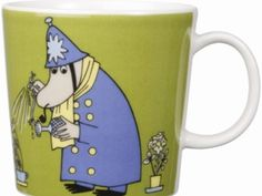 MOOMIN MUG – INSPECTOR Was: £15.95 | Special Price £12.75 – Save 20% http://tidd.ly/35c1e11c