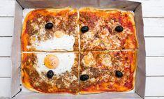 La pizza di pane raffermo è semplicissima da preparare e permette di recuperare il pane raffermo che avete in casa. La pizza di pane raffermo è come la pizza originale, irresistibile! La pizza di pane raffermo è buonissima anche freddail giorno dopo e ideale per un pic nic o per il pranzo in ufficio! Pizza fatta in  … Continued