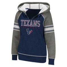 d2ee7cb38 NFL Women s Split Neck Hoodie - Packers Falcons Gear