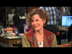HuffPost Live interviews Judy and Lawrence Blume