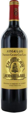 Château Angélus 1er Grand Cru Classé de Saint-Emilion  rouge -  Saint-Émilion Grand Cru