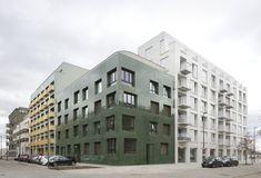 Meta Architectuurbureau . Cadix Housing Complex . Antwerp (4)