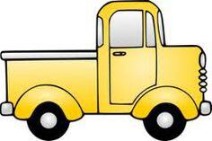 yellow truck clip art - Google Search