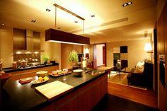 勤美璞真-關傳雍-廚房 Conference Room, Kitchen, Table, House, Furniture, Home Decor, Cooking, Decoration Home, Home