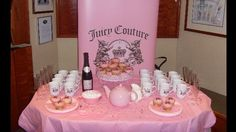 Juicy Couture Centerpieces Party | Time to 'Watch' Time Squared!