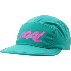 9692cbd3430f1 Coal Marty Turquoise 5 Panel Hat