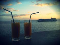 Funchal,Madeira Island, Traditional drink,Poncha !!