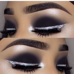Cute eye make up Cute Makeup, Glam Makeup, Makeup Inspo, Makeup Art, Beauty Makeup, Doll Makeup, Makeup Ideas, Makeup Style, Makeup Guide