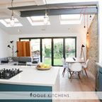 Roundhouse contemporary kitchens - Contemporary - Kitchen - london - by Roundhouse