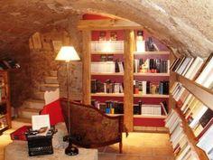 Book cellar Ü (Librairie Le Thé dans l'encrier)