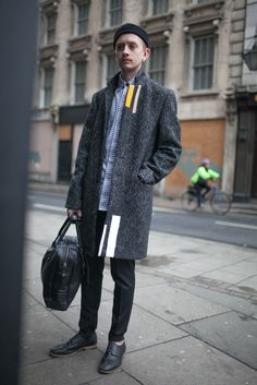 They Are Wearing: London Men's Fashion Week - Slideshow