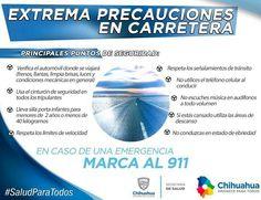 Si vas a viajar en carretera toma precaución!  #gobiernodechihuahua #chihuahuamx #cuu #gobiernotransversal