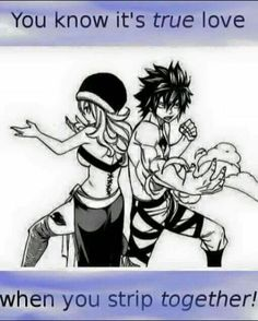 Gray and Juvia