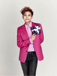 "G-Dragon for J. Estina's ""Sparkling White Day with G-Dragon"" Event"