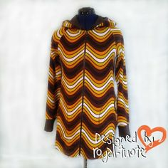 Designed by royal-tuote: Naisten Harriet -huppari Xl, Retro, Finland, Blouse, Jackets, Tops, Design, Women, Products