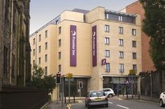 (Lauriston Place) - Premier Inn . . Car parking is a nightmare at this one