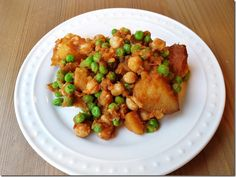 Easy Meatless Monday Recipe–Potato Masala CrockPot Simma
