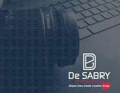 "Check out new work on my @Behance portfolio: ""De Sabry Studio™ Brand Logo / identity"" http://be.net/gallery/52883501/De-Sabry-Studio-Brand-Logo-identity"