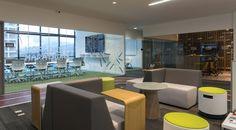 Asics offices by faci leboreiro arquitectura, Mexico City – Mexico » Retail Design Blog