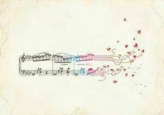 Fluttering Notes Art Print by Budi Satria Kwan Note Tattoo, I Tattoo, Wrist Tattoo, Tattoo Flash, Tattoo Small, Tattoo Quotes, Graffiti, Aquarell Tattoo, Steve Mccurry