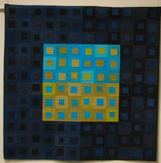 Quilt at Schweinfurth Museum, Auburn, NY by rici0322, via Flickr