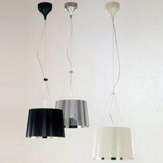 Gè Pendant Light with Metallic Accent & Kartell Pendants | YLiving