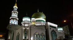 La nueva Mezquita Catedral de Moscú