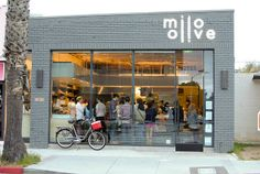 Milo & Olive | for Zoe Nathan's bread | http://www.miloandolive.com/ - love this place. Love the owners and the food.