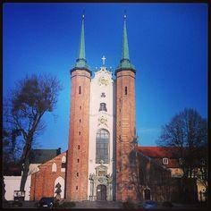 #Gdansk #Oliwa #Cathedral #Church