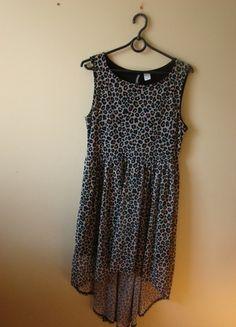 Kup mój przedmiot na #vintedpl http://www.vinted.pl/damska-odziez/dlugie-sukienki/10431252-sukienka-w-panterke-hm