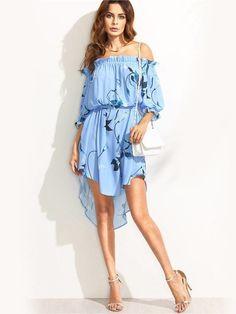 Vestido Estampado Mullet - Compre Online | DMS Boutique