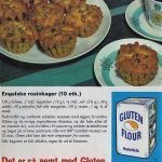 Engelske rosinkager Gluten, Cakes And More, Muffins, Food And Drink, Sweets, Beef, Breakfast, Ethnic Recipes, Desserts