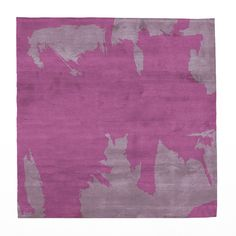 Um this color is so effing gorgeous! By Second Studio - Caccia Sunday Rug $1,530