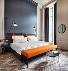 The Hoxton's boutique hotels in Amsterdam, Shoreditch and Holborn have been featured all over Instagram and Pinterest as utterly dream worthy, and their newest addition to the group is in none other than Paris. | Photo Credit: The Hoxton Paris