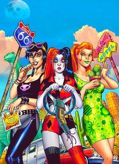 """Harley Quinn Road Trip Special #1 """