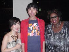 Exclusive Off-Shot with Nao Yoshioka & Shirma Rouse(2014.11.24)